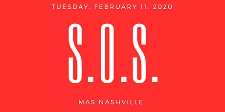 MAS S.O.S. tickets