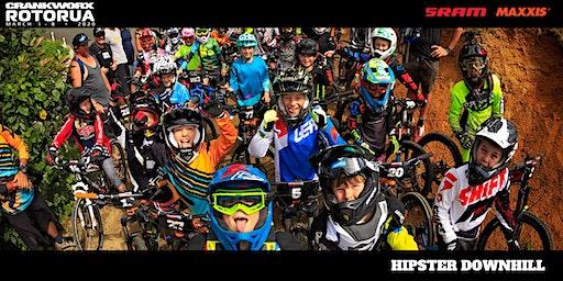 Kidsworx Hipster Downhill Challenge - Crankworx Rotorua 2020