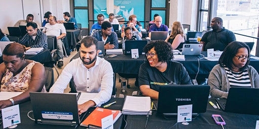 Intro to Coding Workshop at the Hispanic Center of West Michigan