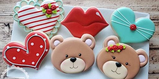 Valentine's Beginner Cookie Class