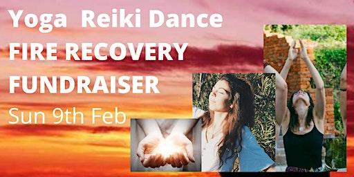 Yoga. Reiki. Dance - Fire Recovery Fundraiser