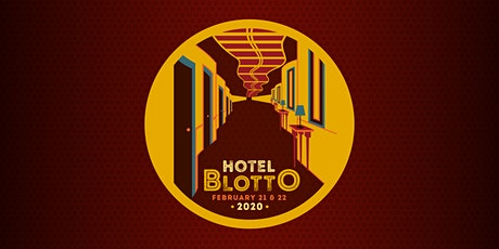 Hotel Blotto 2020 tickets