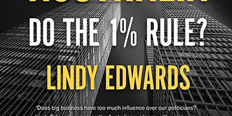 Corporate Power in Australia -  Do the 1% Rule? tickets