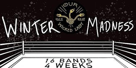 Winter Madness - Final Four! - Lineup TBD tickets