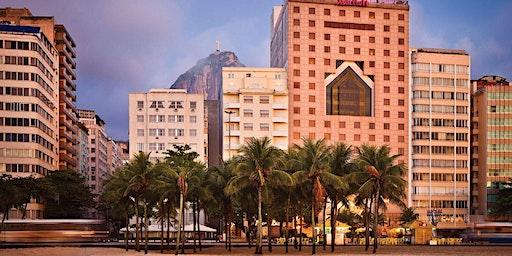 Rio De Janairo Escapade/ JW Marriott HOTEL Rio de Janeiro/ $250 Deposit