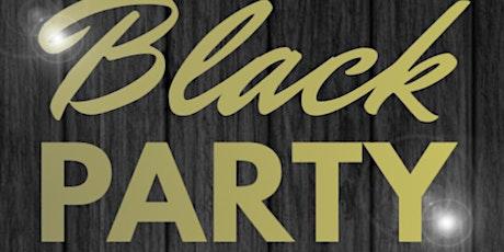 ALL BLACK ATTIRE AFFAIR tickets
