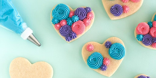Dolce Valentine's Sugar Cookie Decorating Class