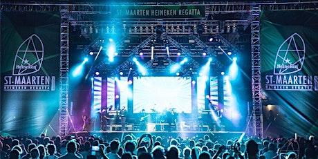 40th St. Maarten Heineken Regatta tickets
