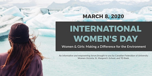 International Women's Day: Making a Difference for the Environment