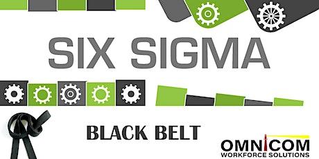 SIX SIGMA BLACK BELT tickets