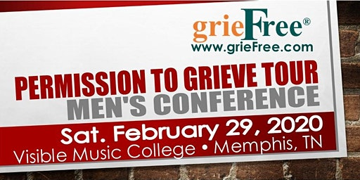 The Permission to Grieve Tour - Men's Conference