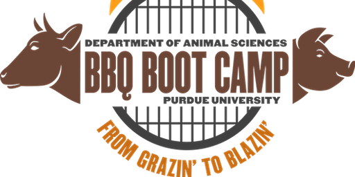 BBQ Boot Camp 2020, hosted by the Purdue Alumni Club of Tippecanoe County
