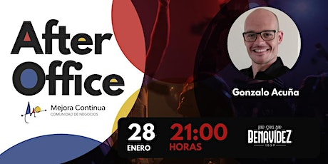 After Office Vol VIII entradas