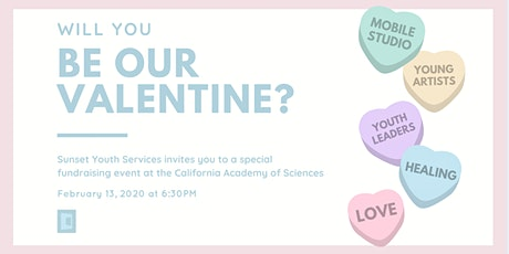 Sunset Youth Services Valentine's Fundraiser tickets