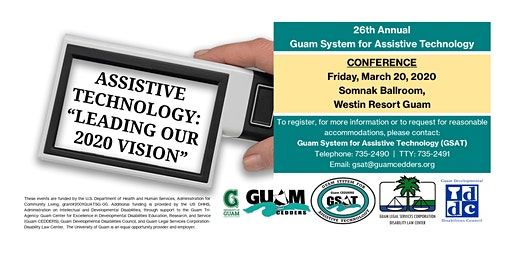 26th Annual GSAT Assistive Technology Conference