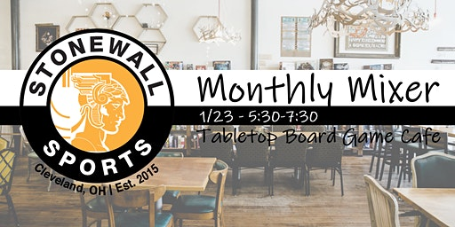 January Monthly Mixer