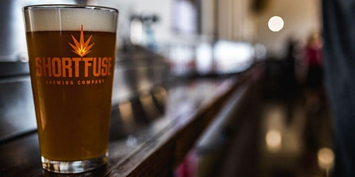 Shortfuse Brewery Tour with Bites & Beer!