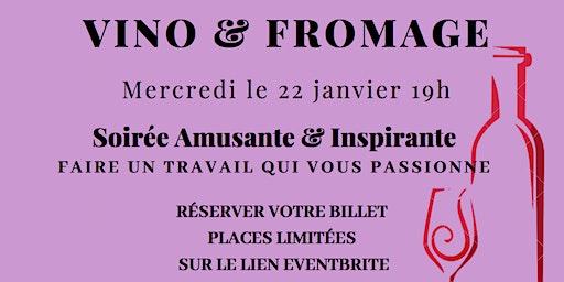 Soirée Vin & Fromage - Opportunité doTERRA