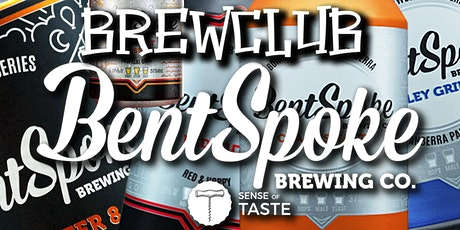 Brewclub with BentSpoke Brewing Co tickets