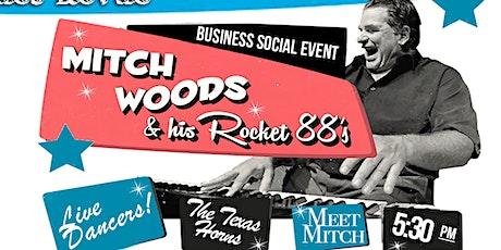Austin Blues Revue Boogie Woogie BBQ Networking tickets