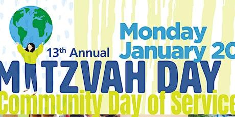 ENGAJ Mitzvah Day tickets