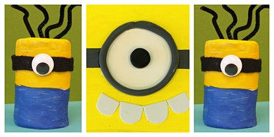 More Minions Workshop (5-12 Years)