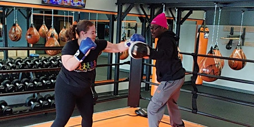 Fitness Sisters Free Boxing Event