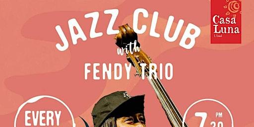 Casa Luna Jazz Club Friday