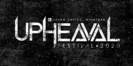 Upheaval Festival tickets