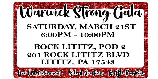 Warwick Strong Gala