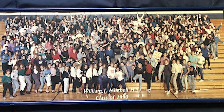 Mitchell High School Class of 1990 30th Reunion! tickets