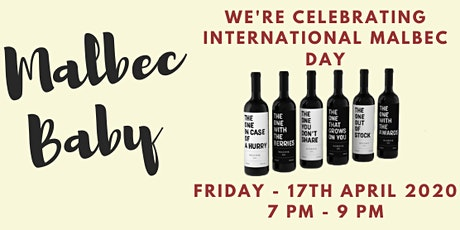 World Malbec Day tickets