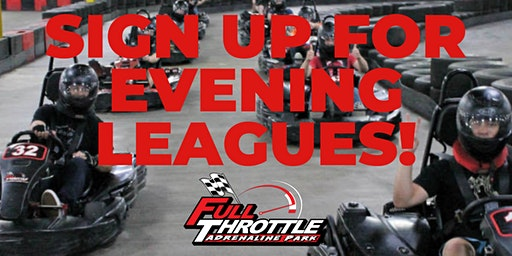 Evening Leagues at Full Throttle in Florence