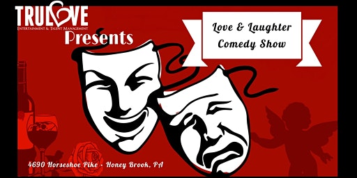 TruComedy Night at the Waynebrook Inn - Be My Funny Valentine Edition!