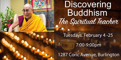 Discovering Buddhism Discussion Group