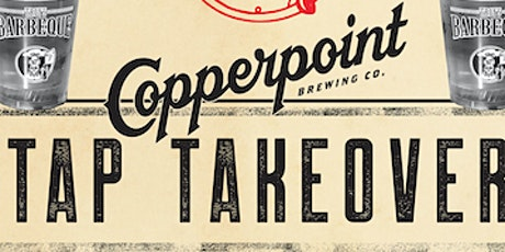 Copperpoint Tap Takeover tickets