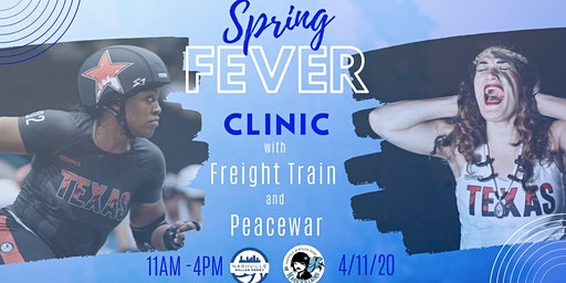 Freight Train and PeaceWar Spring Fever Clinic