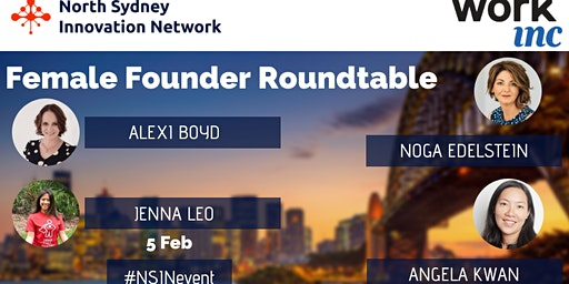 Female Founders Roundtable!