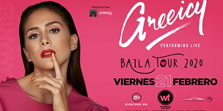 Greeicy Live at Wynwood Factory Miami, FL! | Baila Tour 2020 tickets
