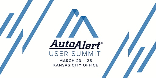 AutoAlert User Summit