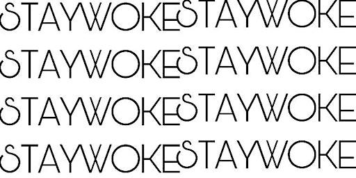 STAYWOKE APPAREL FASHION SHOW