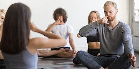 teapigs & Yoganicfit Meditation   冥想練習   free events tickets