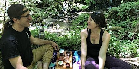 Qi & Tea : A Couples Valentines Day Nature Meditation Retreat tickets