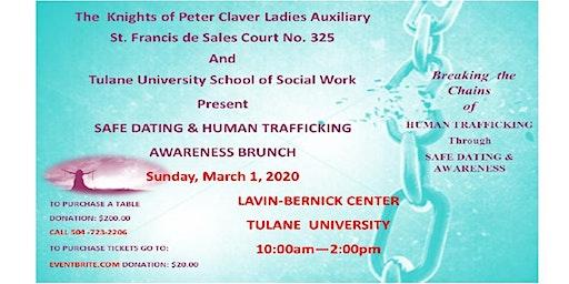 Safe Dating & Human Trafficking Awareness Brunch