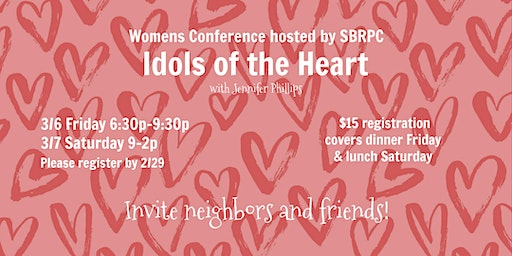 Women's Conference - Idols of the Heart