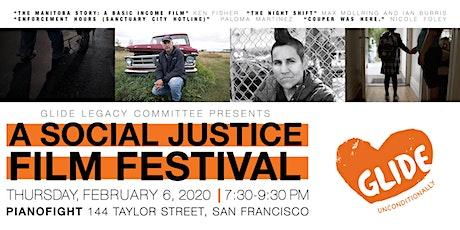 GLIDE Social Justice Film Festival tickets