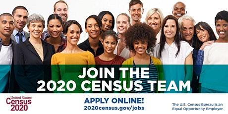 2020 Census San Diego Side Gig Event tickets