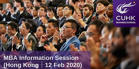 CUHK MBA Information Session in Hong Kong tickets