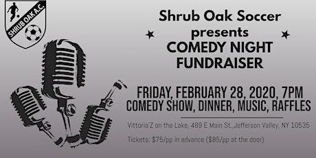 Shrub Oak Soccer Comedy Night tickets
