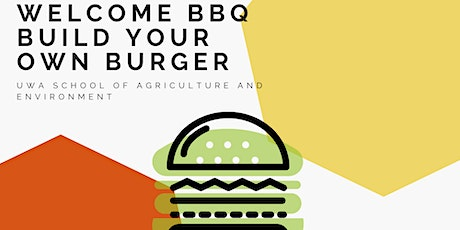 Welcome BBQ - Build your own burger tickets